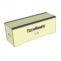 Grindbox prosty z kątownikiem 120cm - 45cm - 40cm