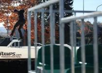 One Day - New skatepark in Będzin - Skateboard